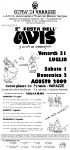 2° Festa AVIS 2009